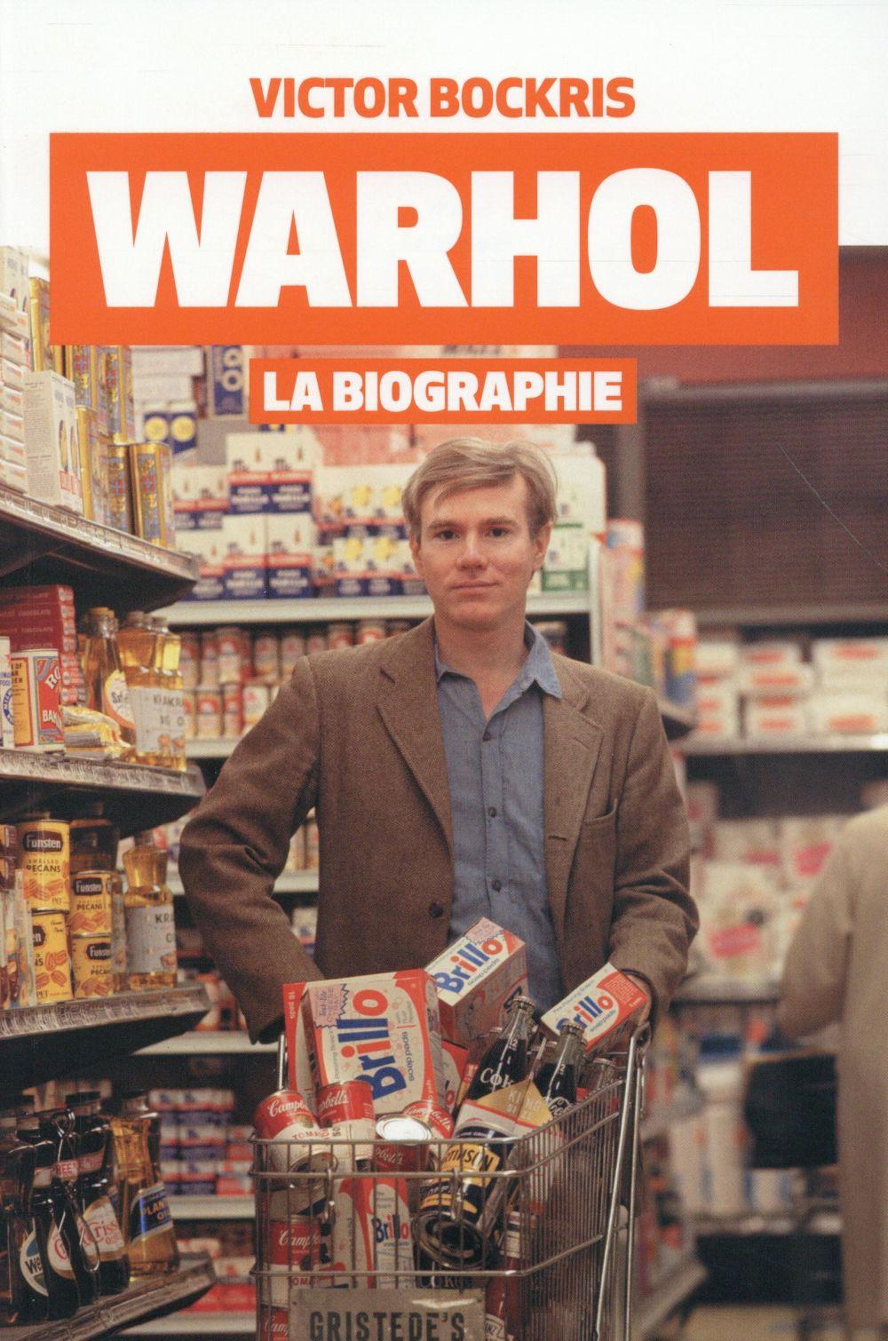 Warhol ; la biographie