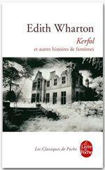 Vente Livre Numérique : KERFOL et autres histoires de fantômes  - Edith Wharton