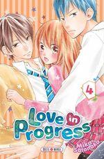 Love in progress T04  - Mika Satonaka