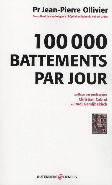 100 000 battements par jour
