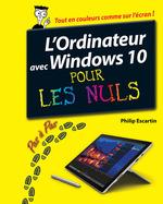 Vente EBooks : L'ordinateur avec Windows 10 pas à pas pour les nuls  - Philip ESCARTIN