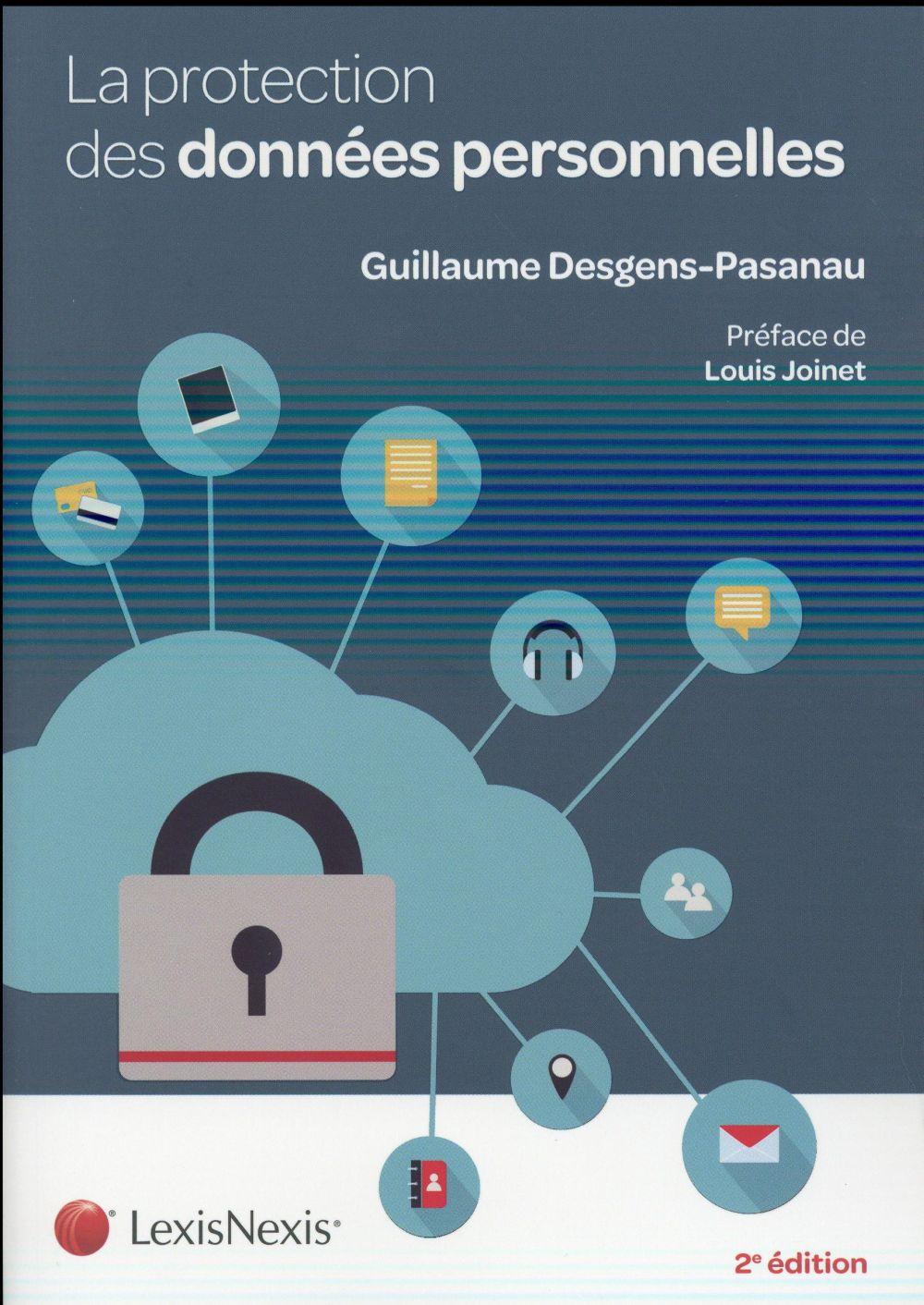 La protection des données personnelles (2e édition)