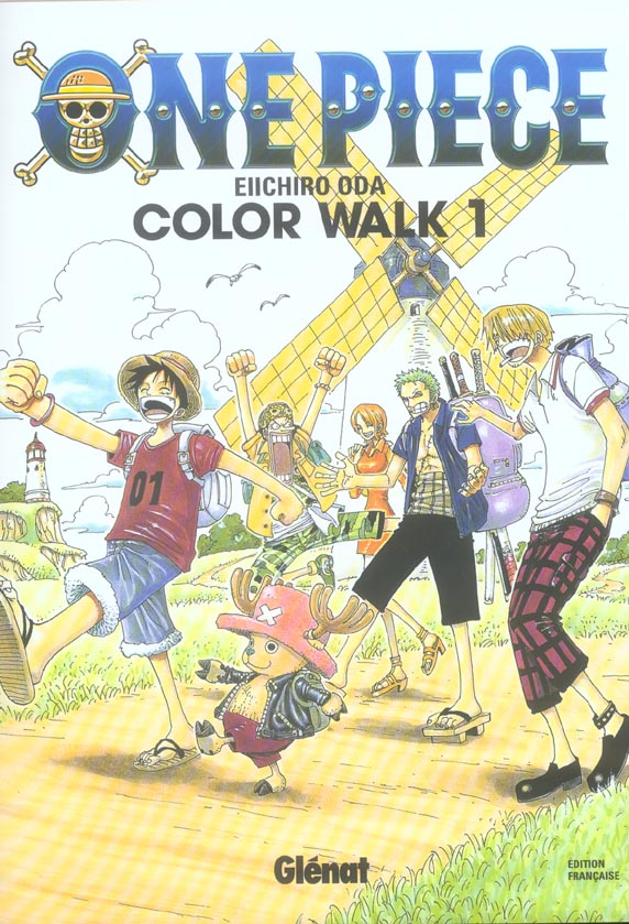 One Piece Color Walk T.1
