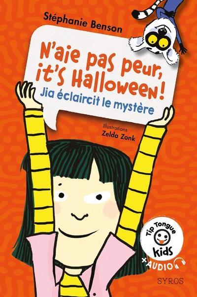 N'aie pas peur, it's halloween ! Jia éclaircit le mystère