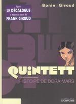 Couverture de Quintett t.1 ; histoire de dora mars