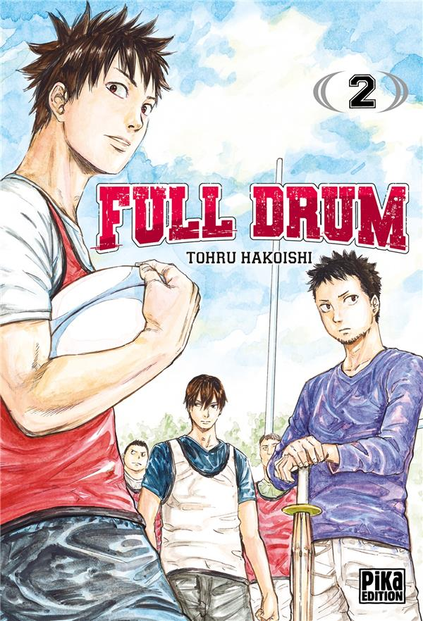 Full drum T.2