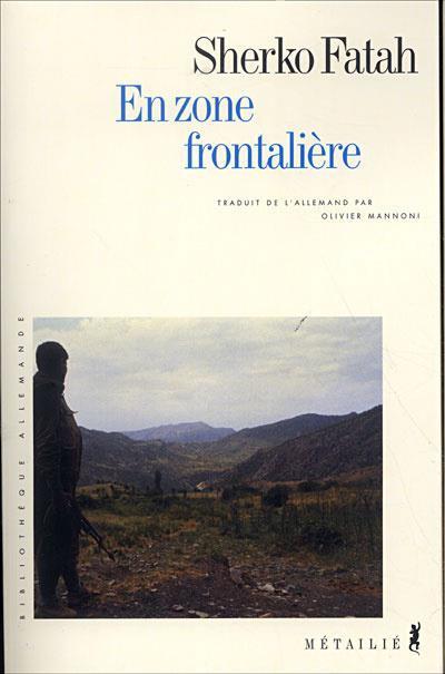 En zone frontaliere