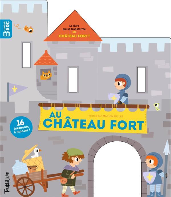 Au château fort