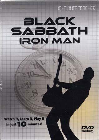 Black Sabbath ; Iron Man