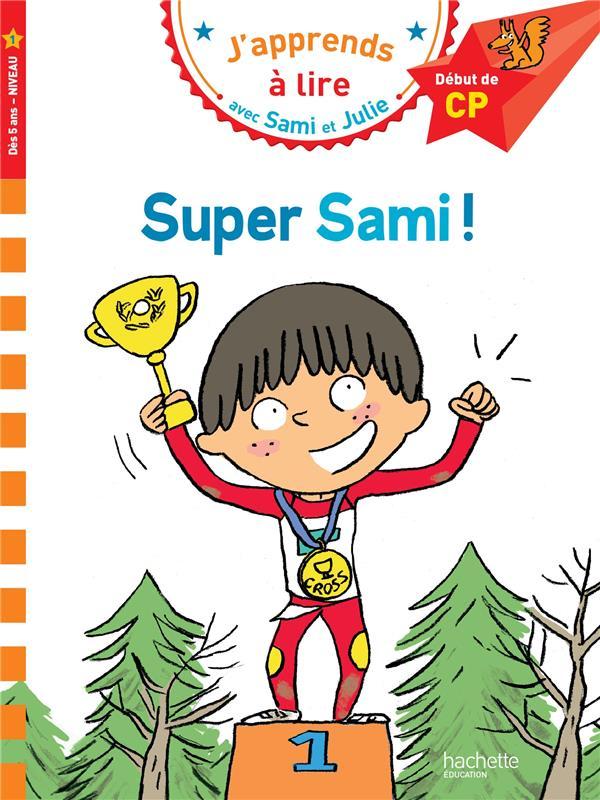 SAMI ET JULIE  -  SUPER SAMI BONTE/LESBRE