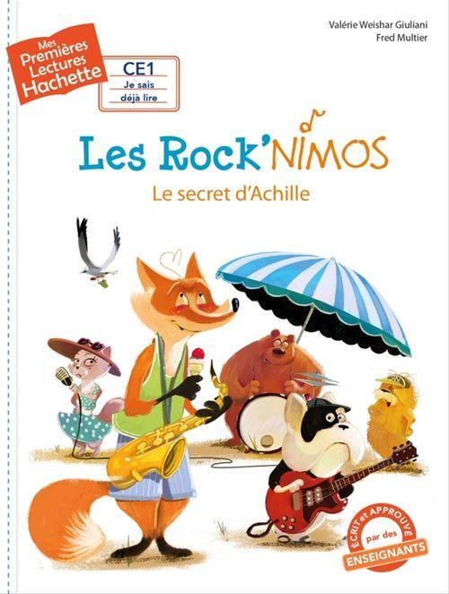 Mes premières lectures ; les rock'nimos ; le secret d'Achille