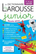 Le dictionnaire Larousse junior