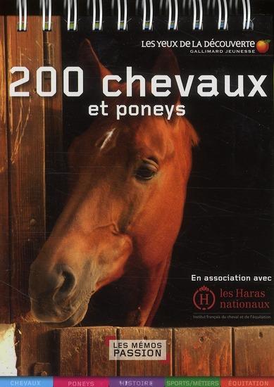 200 Chevaux Et Poneys