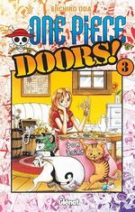 Vente Livre Numérique : One piece - doors T.3  - Eiichiro Oda