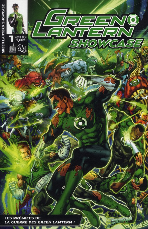 Green Lantern Showcase T.1