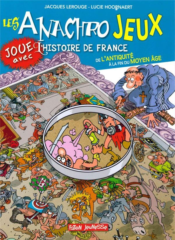 Joue avec l'histoire de France