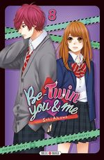 Vente Livre Numérique : Be-Twin you and me T08  - Saki Aikawa