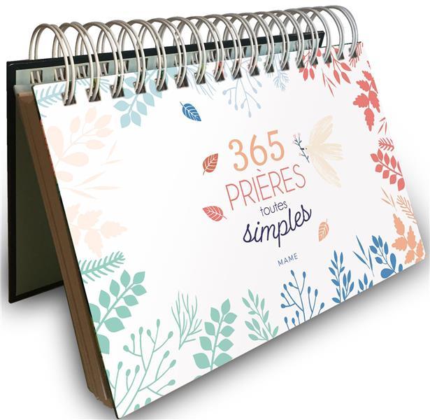 365 prières toutes simples