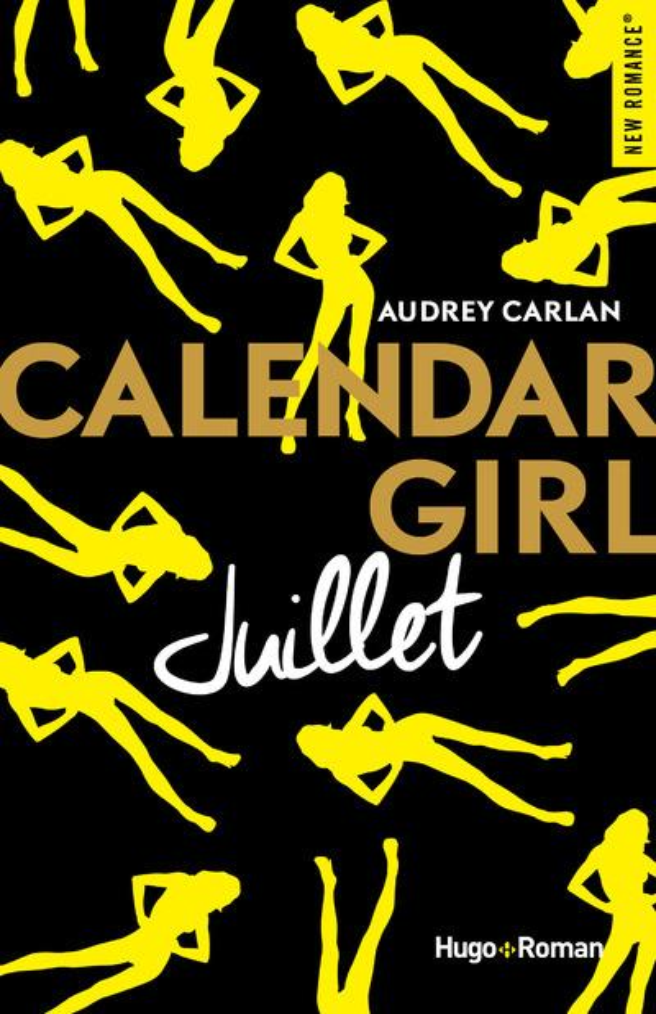 Calendar Girl ; Juillet