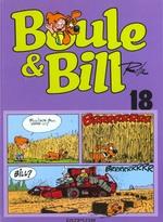 Couverture de Boule & bill t.18