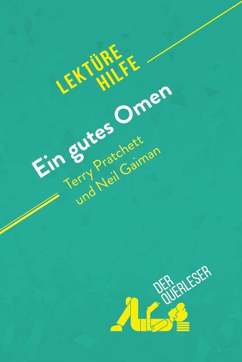 Ein gutes Omen von Terry Pratchett und Neil Gaiman (Lektürehilfe)