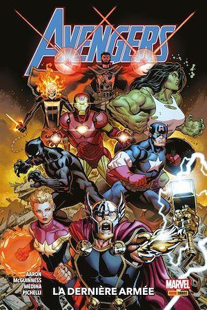 Avengers T.1 ; la dernière armée