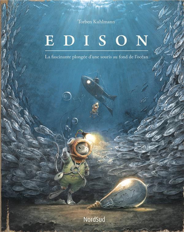 Edison ; la fascinante plongée d'une souris au fond de l'océan