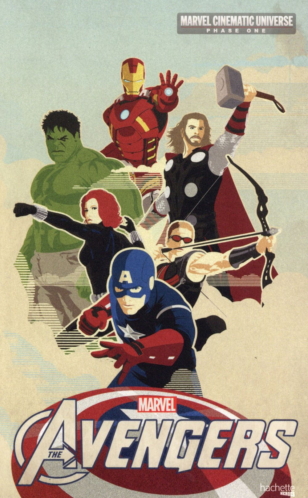 Avengers ; marvel cinematic universe