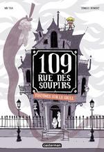 Vente Livre Numérique : 109, rue des Soupirs (Tome 2) - Fantômes sur le grill  - Mr Tan