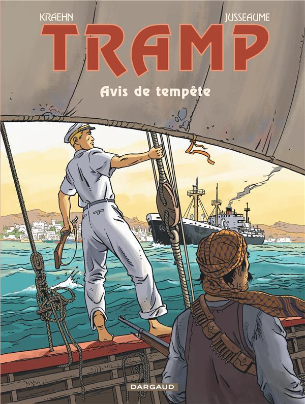 TRAMP - TOME 11 - TRAMP (11) Kraehn Jean-Charles