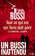 Vente EBooks : Tout ce qui est sur terre doit périr  - Michel BUSSI