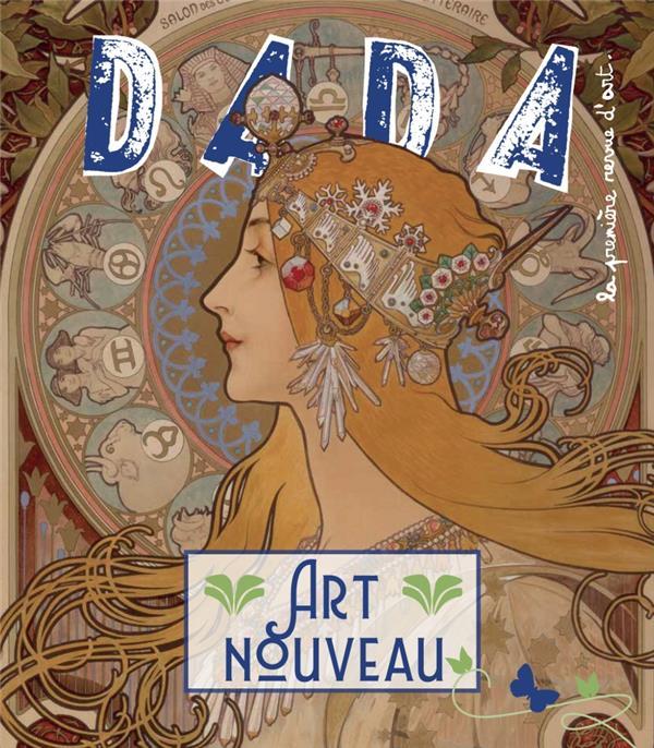 Revue dada n.230 ; art nouveau