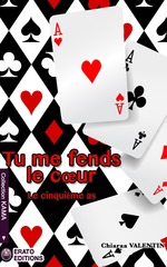 Vente Livre Numérique : Tu me fends le coeur  - Chiaraa Valentin