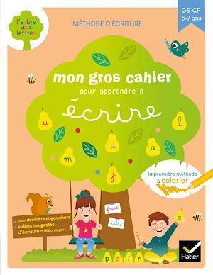 Vente EBooks : Mon gros cahier pour apprendre à écrire  - Isabelle Arnaudon  - Marie-Hélène Van Tilbeurgh