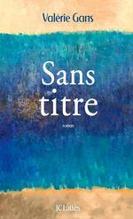 Vente Livre Numérique : Sans titre  - Valérie Gans