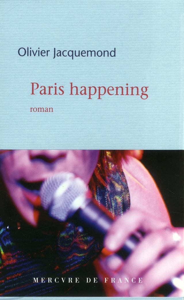 Paris happening