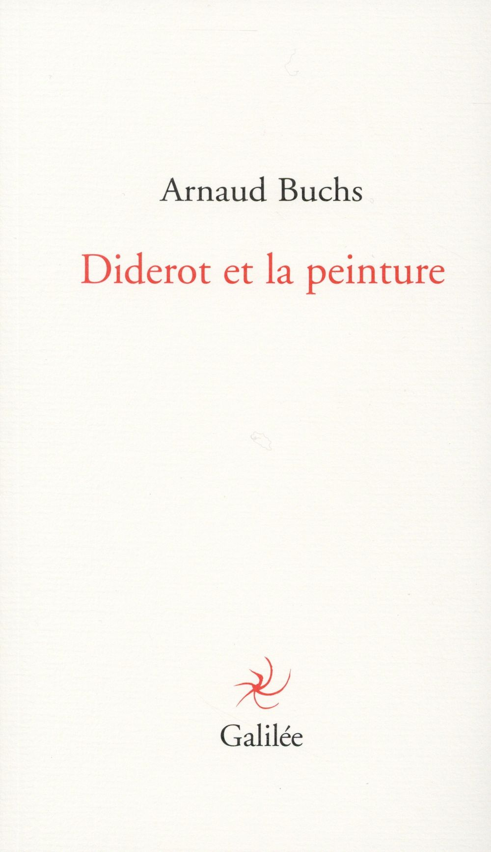 Diderot et la peinture