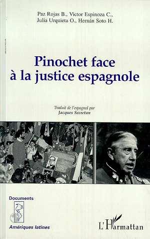 Pinochet face à la justice espagnole