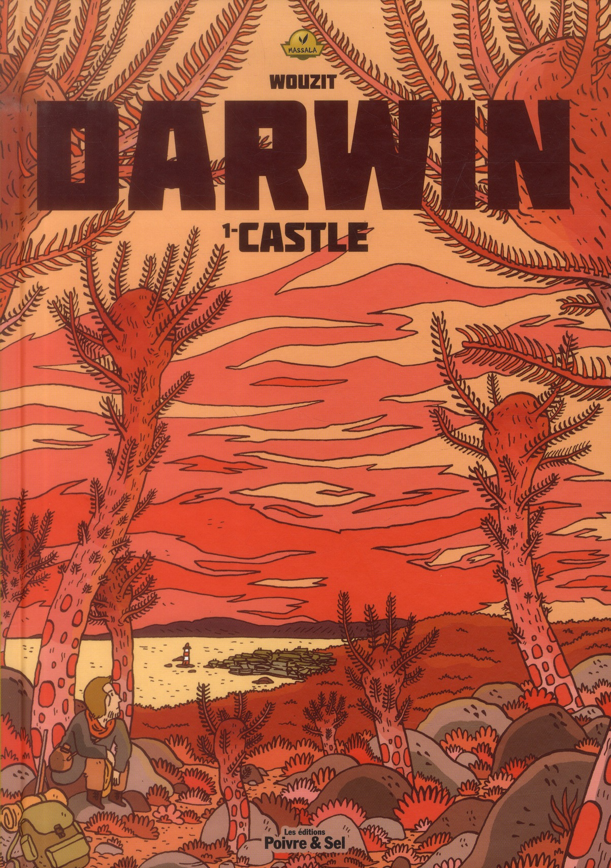 Darwin t.1 ; castle