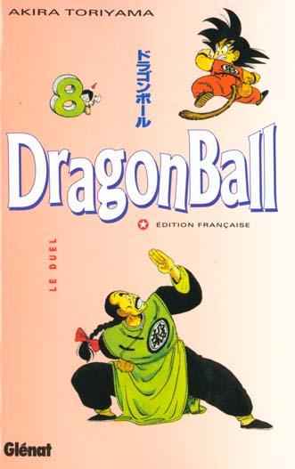 Dragon ball t.8 ; le duel