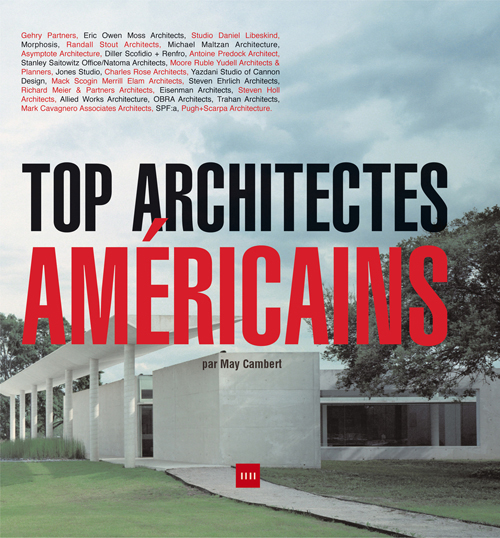 Top architectes américains