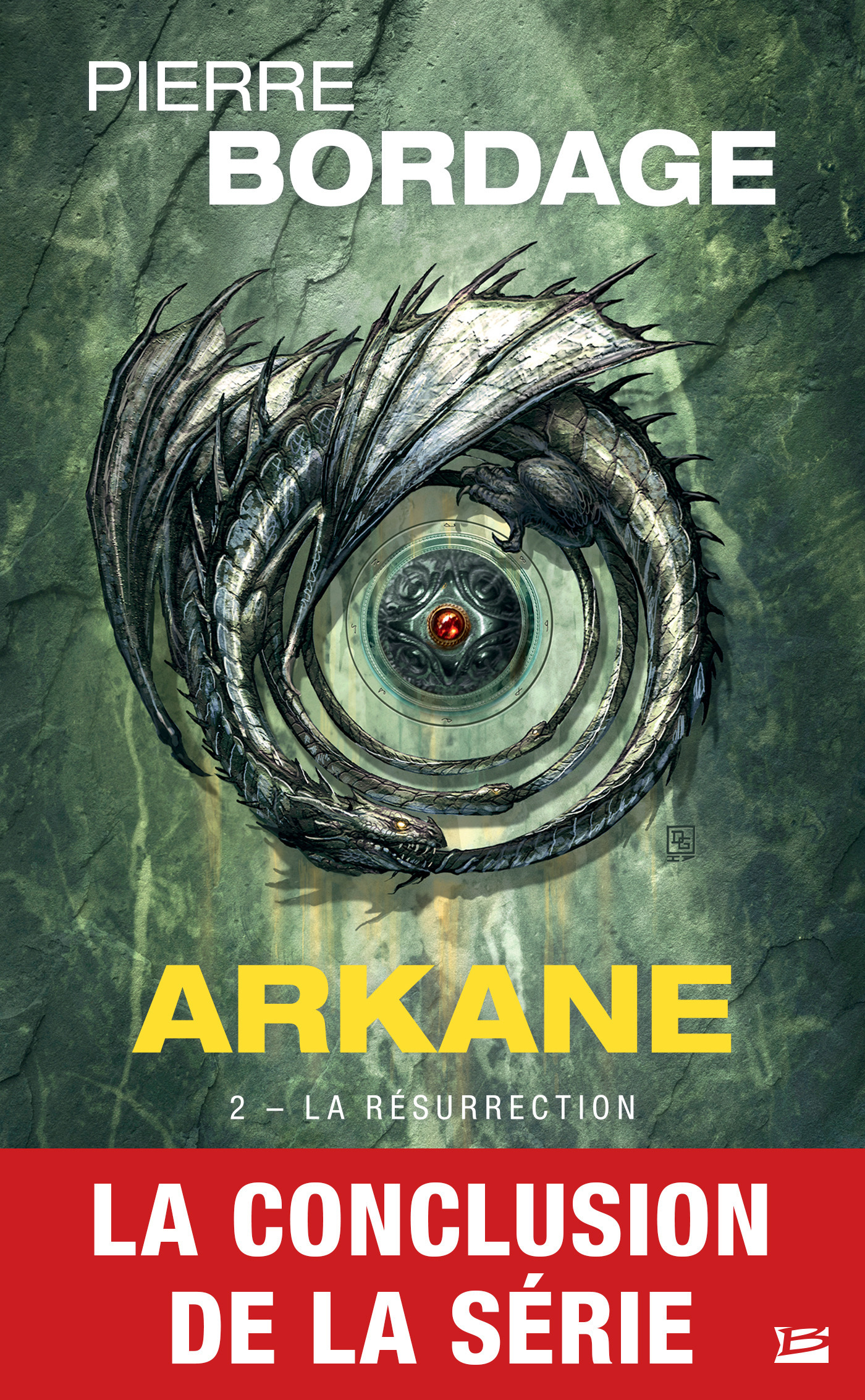 Arkane T.2 ; la résurrection