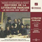 Vente AudioBook : Histoire de la littérature française (Volume 6) - Le second XIXe siècle  - Alain Viala
