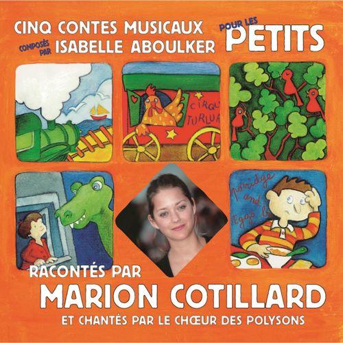 Cinq contes musicaux pour les petits