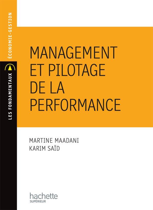 Management Et Pilotage De La Performance