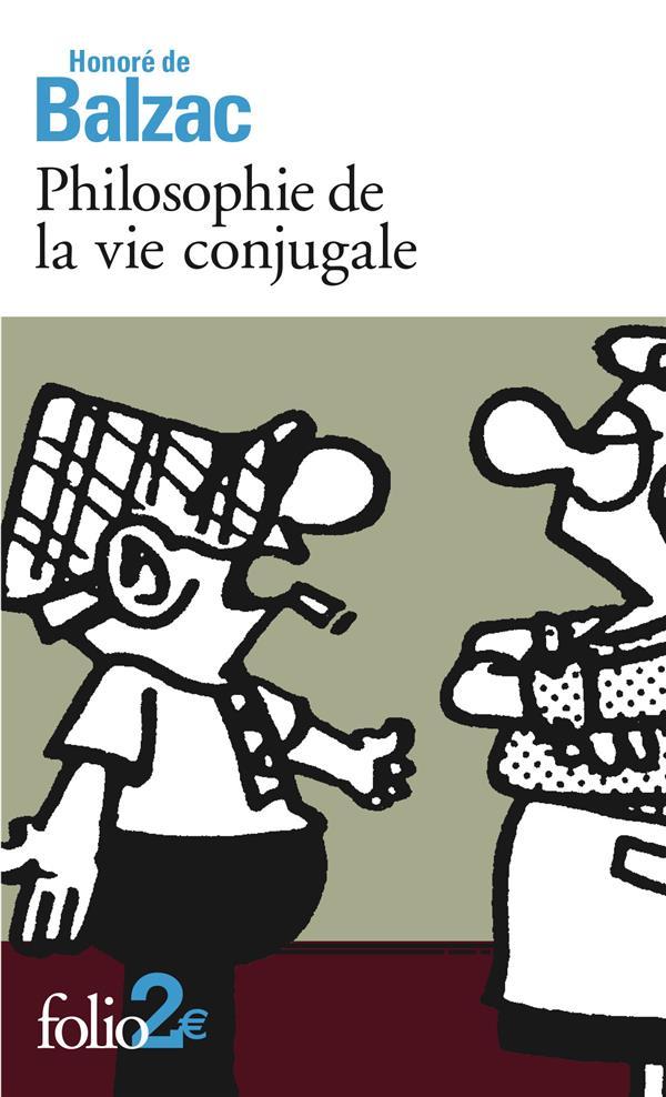 Philosophie De La Vie Conjugale