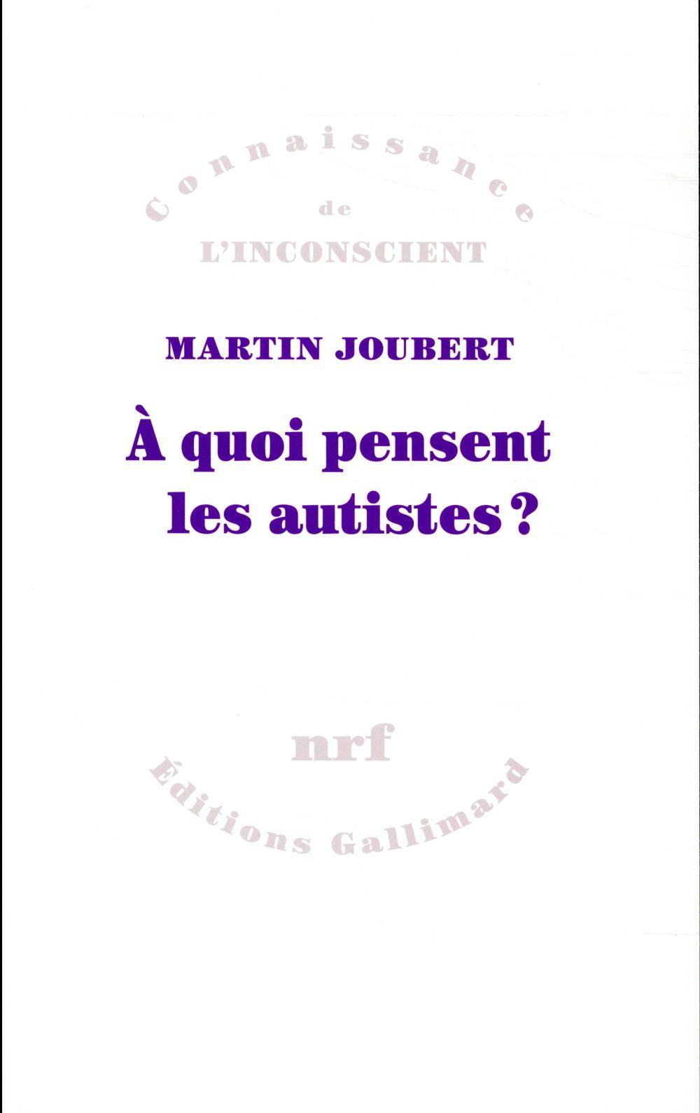 à quoi pensent les autistes ?