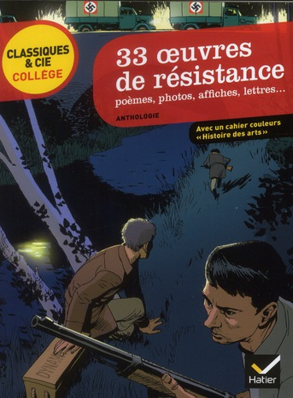 33 OEUVRES DE RESISTANCE COLLECTIF