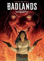 Vente Livre Numérique : Badlands T03  - Corbeyran