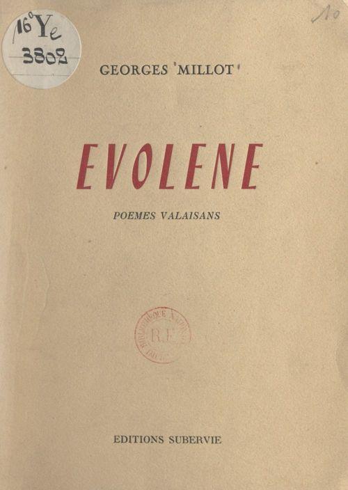 Évolène